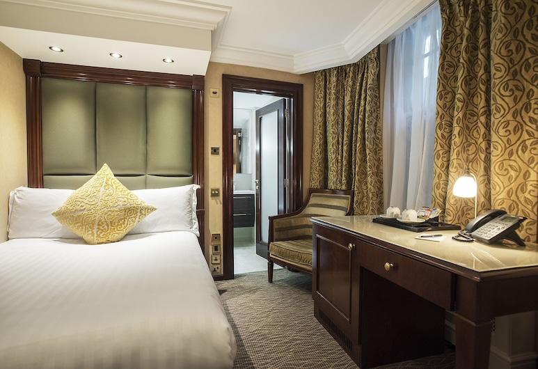 Hotel Moonlight, London, Basic dubbelrum - bottenvåning, Gästrum