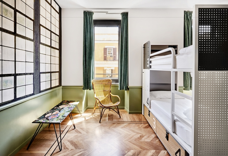 Generator Rome , Rome, Deluxe Twin, Guest Room