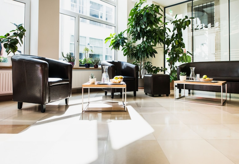 myNext - Johannesgasse Apartments, Viyana, Lobi Dinlenme Salonu