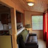 Cottage, 1 Bedroom (Cottage#9) - Living Area