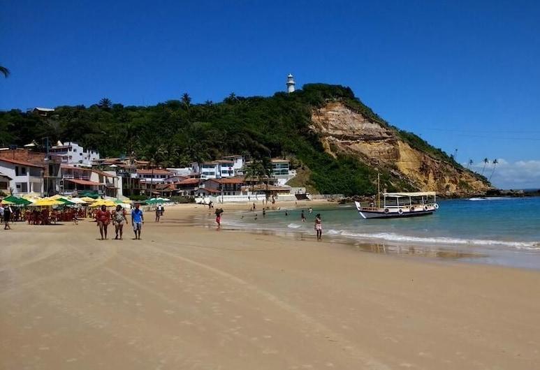 Tapirandú Pousada, Morro de Sao Paulo, Pláž