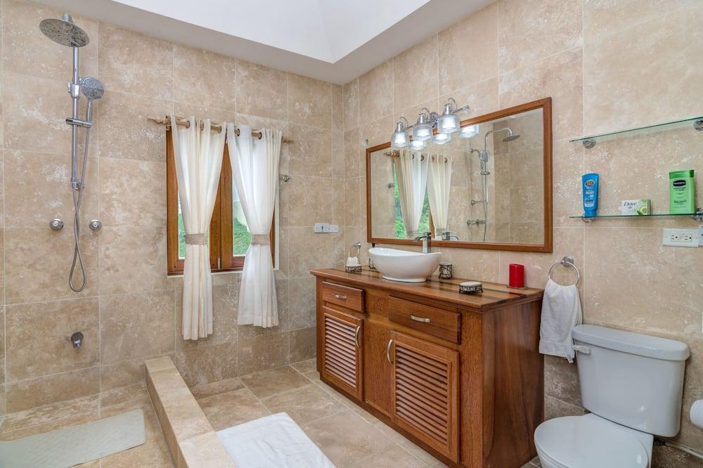 Villa Luxe, vue océan - Salle de bain