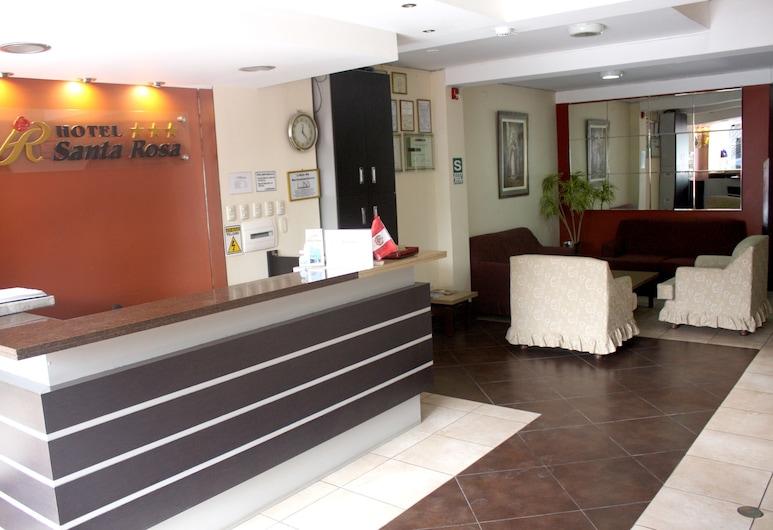 Hotel Santa Rosa, Chiclayo, Hala