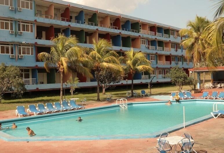 Hotel Zaza, Sancti Spíritus, Vonkajší bazén