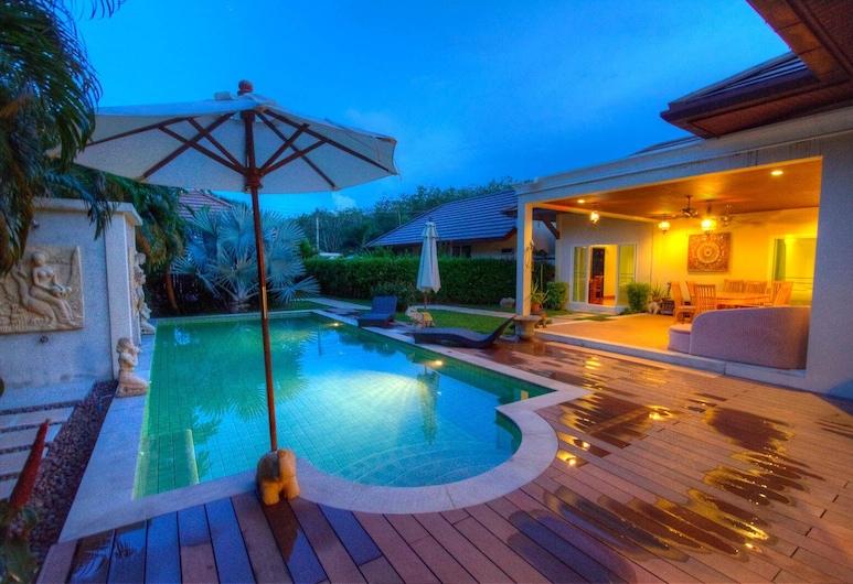 Pommard Villa, Rawai, Vila typu Deluxe, Súkromný bazén