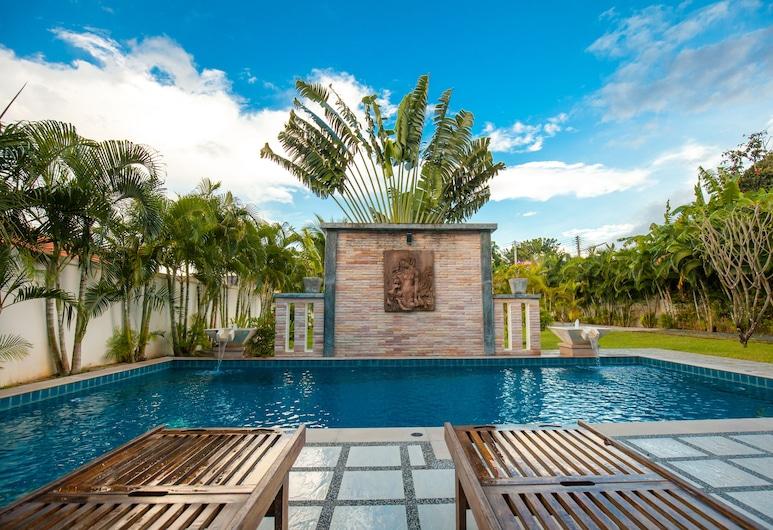 Champagne Villa, Rawai, Vila typu Executive, Súkromný bazén