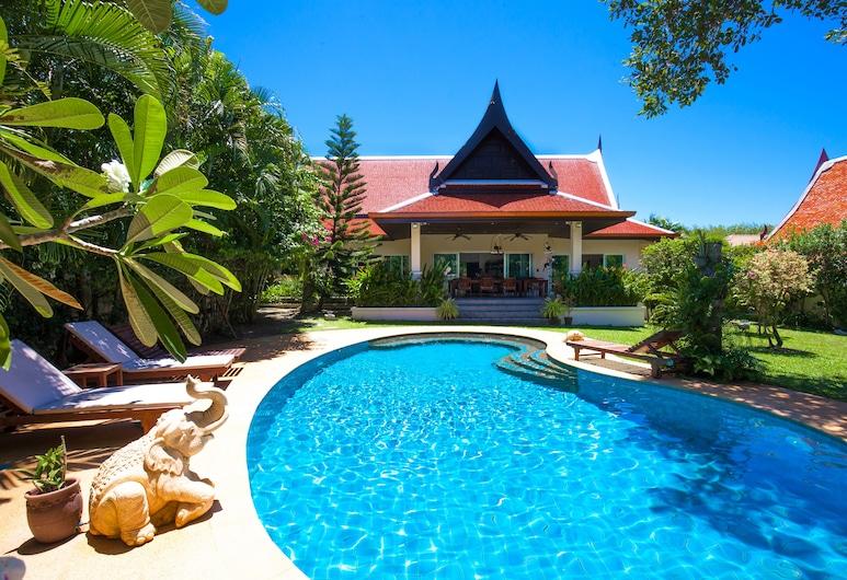 羅曼尼無限別墅飯店, 拉威, 行政別墅, 私人游泳池