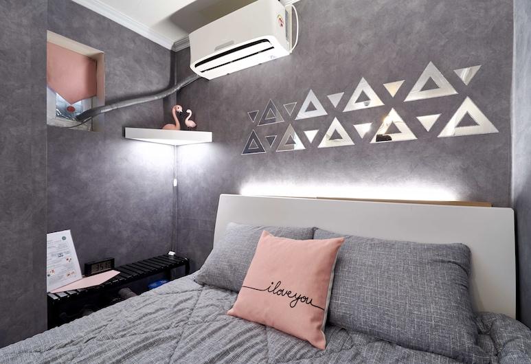 Jun Guest House - Hostel, Soul, Standardní pokoj s dvojlůžkem, pouze pro ženy, společná koupelna (Foreigner Only), Pokoj