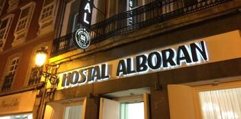 Foto di Hostal Alborán a La Coruna