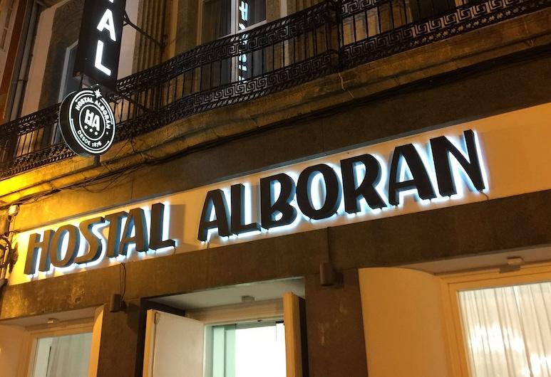 Hostal Alborán, La Coruna