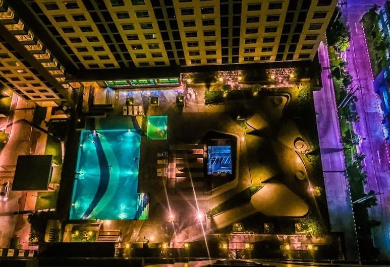 Lumpini Seaview jomtien by Parikal, Pattaya, Výhľad z výšky