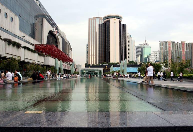 Railway Station Hotel Commercial, Shenzhen, Pogled iz hotela