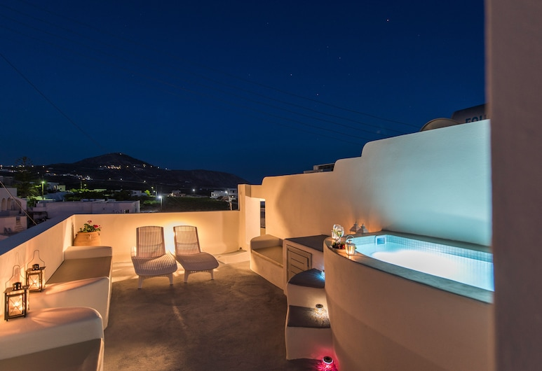 Villa Aegeon Grande, Santorini