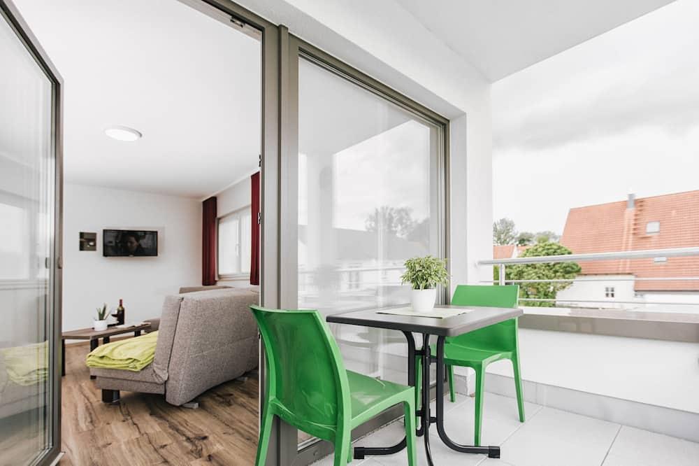 Appartement, keuken - Balkon