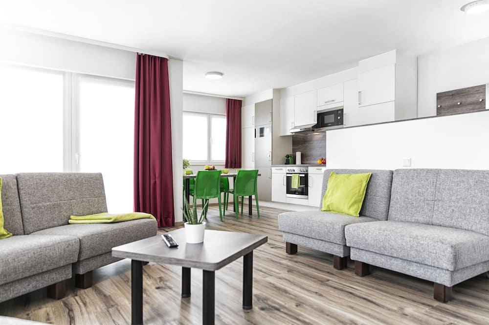 Appartement, keuken - Uitgelichte afbeelding