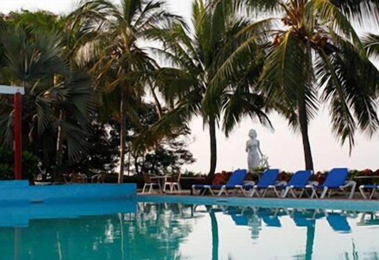 Hotel Balcon del Caribe, Santiago de Cuba, Outdoor Pool
