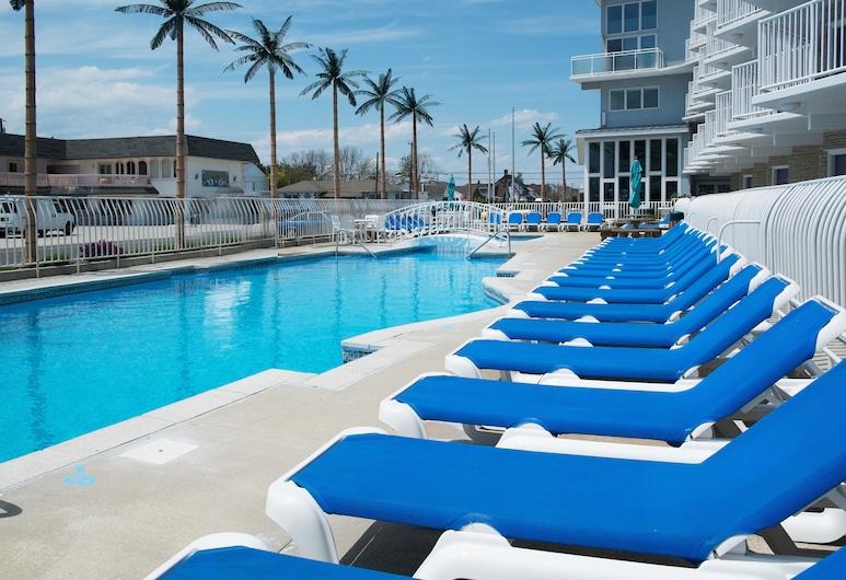 Shalimar Resort, Wildwood Crest, Vonkajší bazén