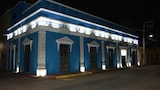 Sélectionnez cet hôtel quartier  Ciudad del Carmen, Mexique (réservation en ligne)