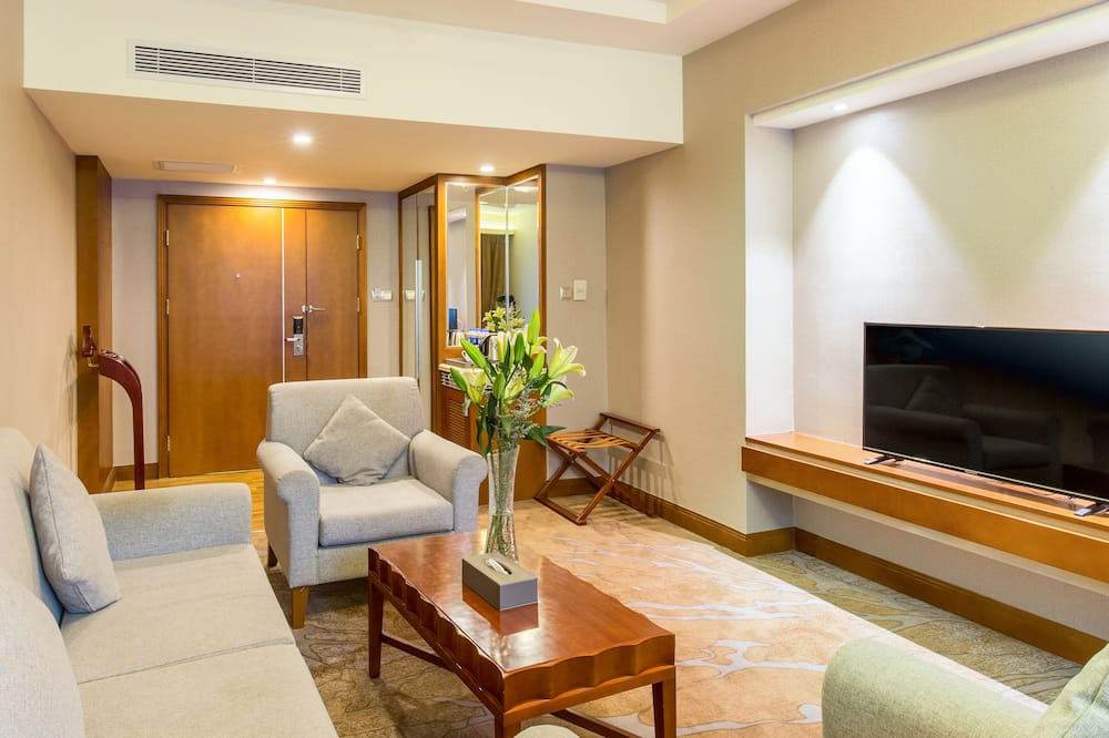 Apartament typu Superior Suite - Powierzchnia mieszkalna