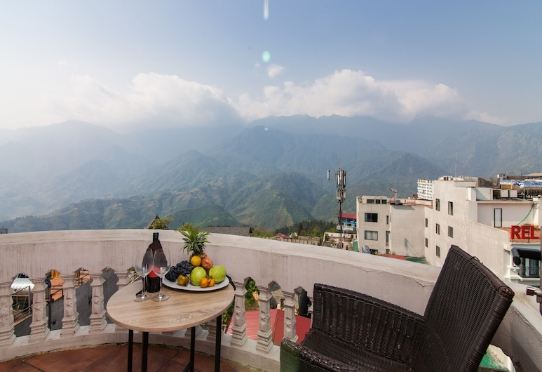 Chapa Dew Boutique Hotel, Sa Pa, Deluxe Moutain View, Guest Room