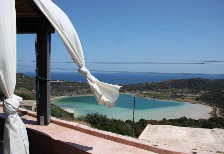 Residenza Venus Dream, Pantelleria, House, Sea View (3 pax), View from room