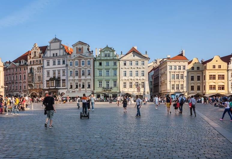 Gorgeous Prague Rooms, Prag, Otel manzarası