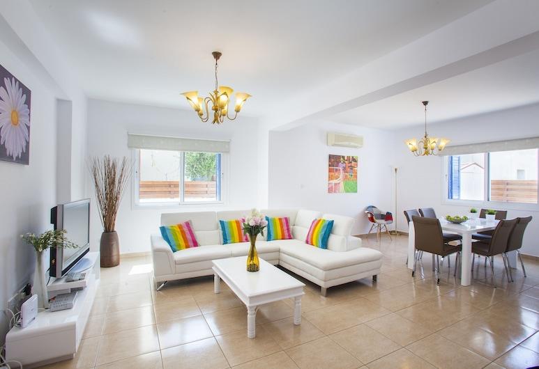 Protaras Villa Kos 8, Protaras, Villa, 3 Bedrooms, Private Pool (Kos 8), Living Area