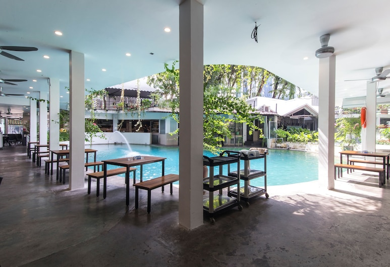 Lodge Paradize Hotel by The Sqwhere, Kuala Lumpur, Kolam Terbuka