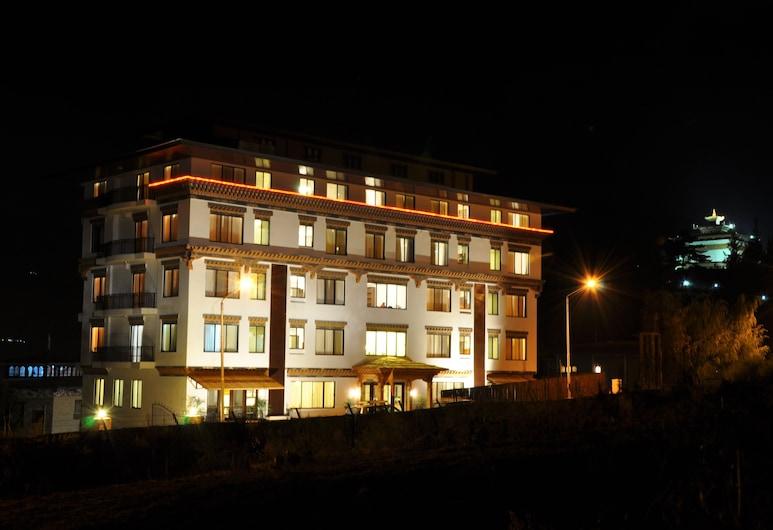 KHANG RESIDENCY, Thimbu, Fachada del hotel