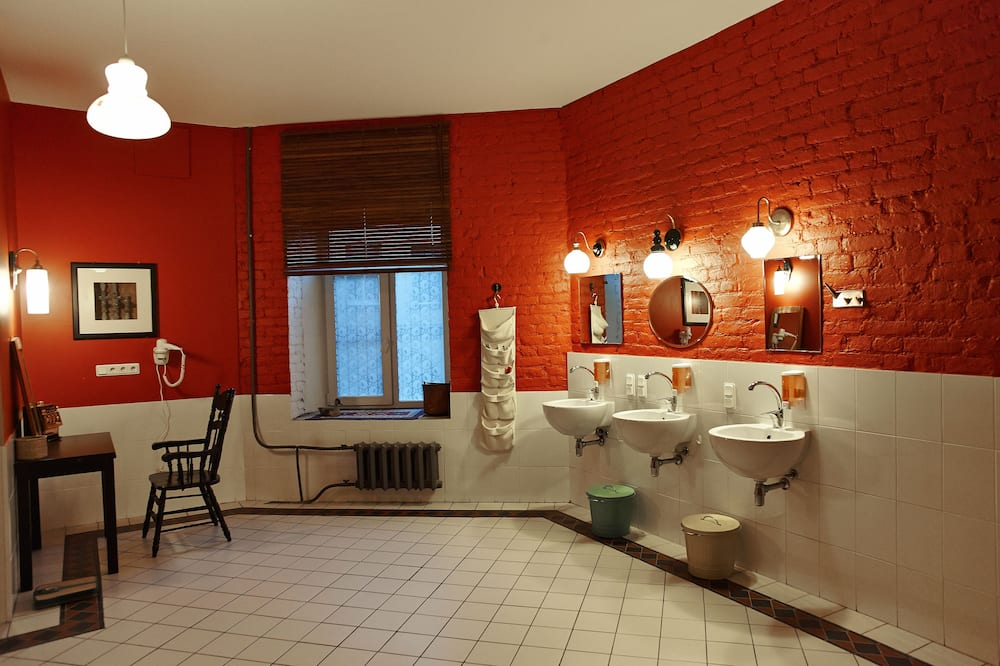 Family Room, Shared Bathroom, River View - Bilik mandi