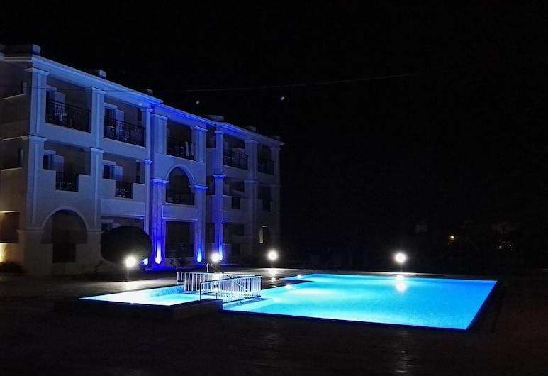 Jenny Hotel, Zakynthos, Hotelgelände