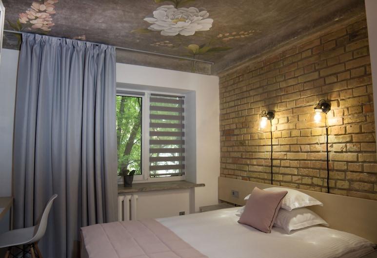STAN GRET HOTEL, Kyiv, Comfort kamer, 1 tweepersoonsbed, Kamer