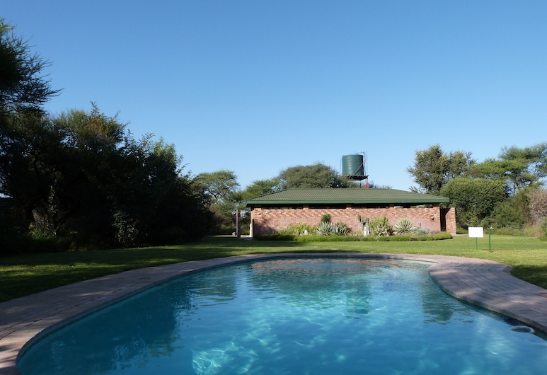 Woodlands Stop Over and Lodge, Francistown, Extérieur