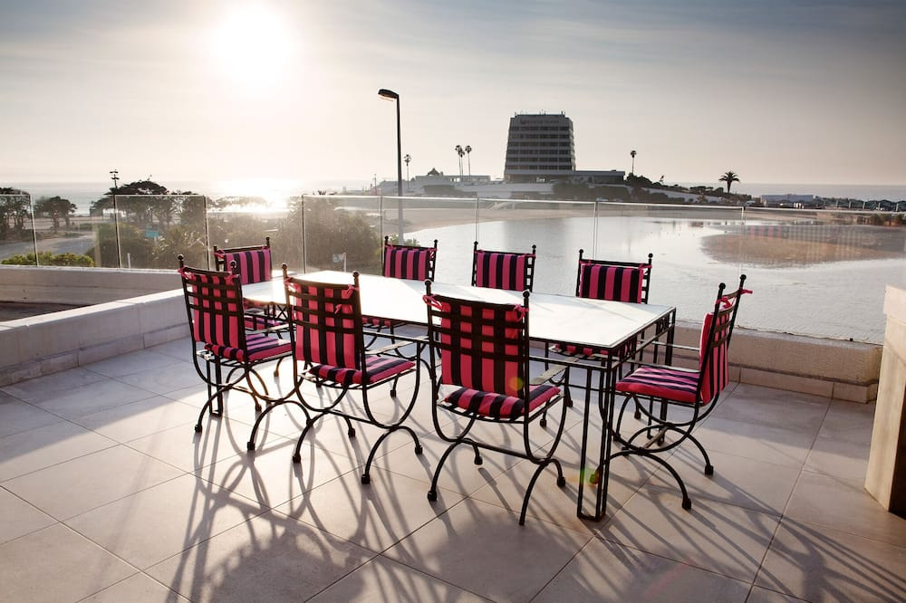 Standard-Apartment, 2Schlafzimmer (Penthouse) - Terrasse/Patio