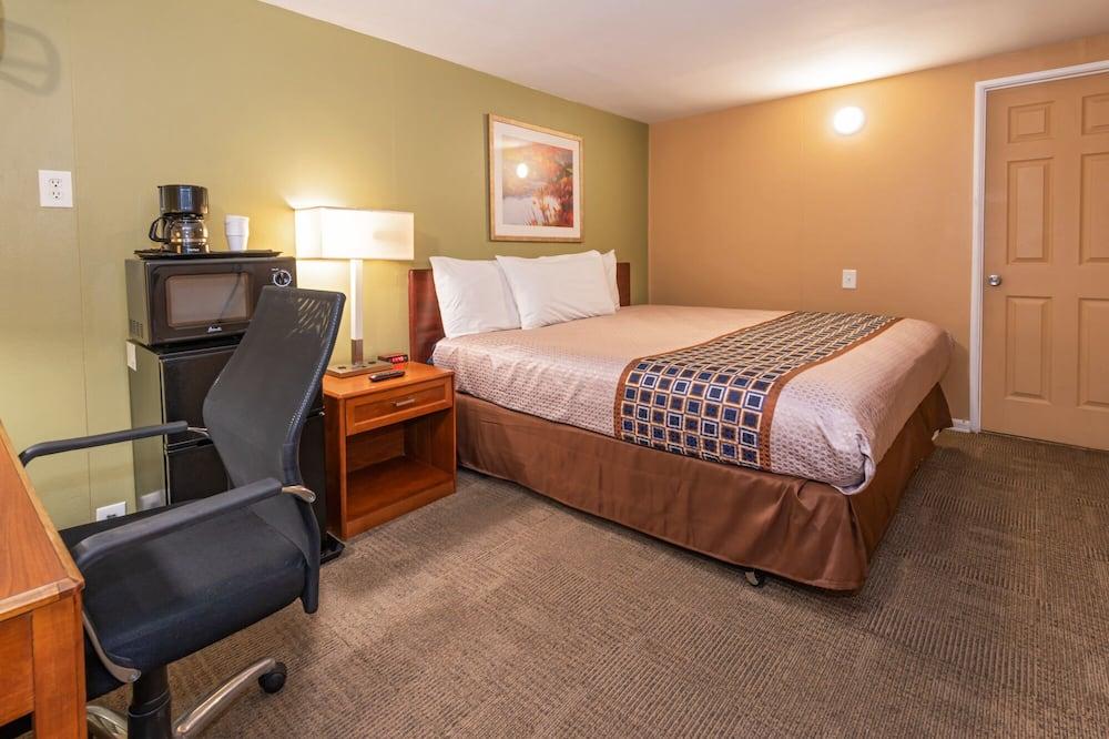Einzelzimmer, 1King-Bett - Zimmer