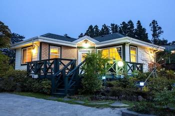 濟州歐萊韓奧魯恩旅館的圖片