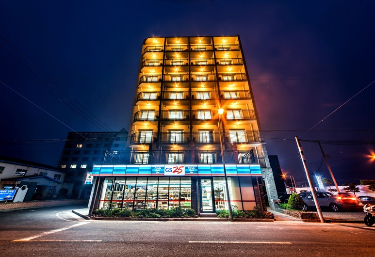Haedameun Residence Hotel, Seogwipo