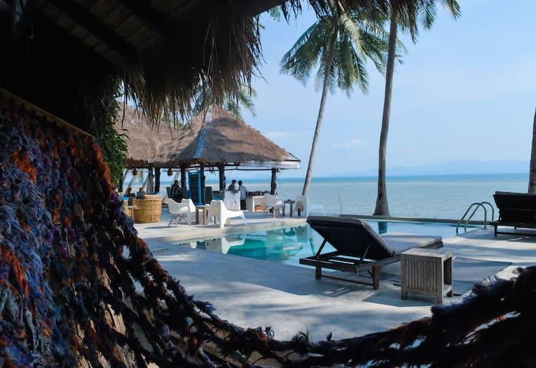 ハンサ ビーチ リゾート, Ko Pha-ngan, バンガロー シービュー, ビーチ / オーシャン ビュー