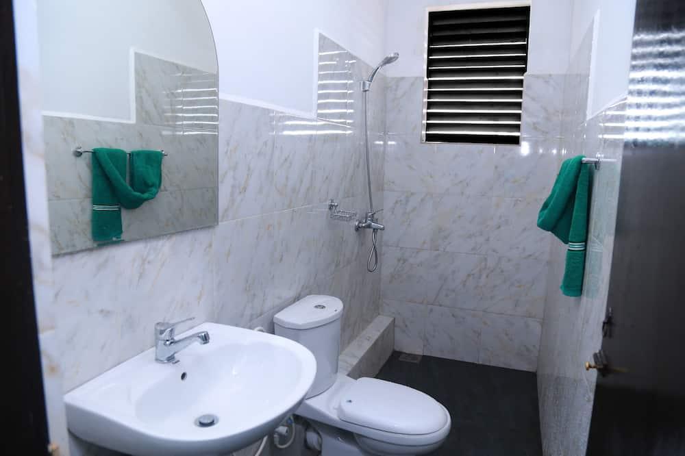 Стандартный двухместный номер с 1 или 2 кроватями (with A/C) - Ванная комната