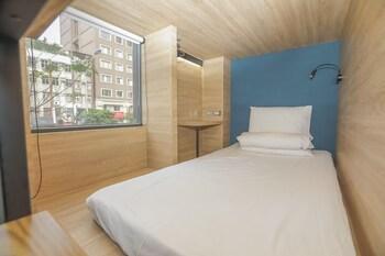 台北東門 3 號膠囊旅店的圖片