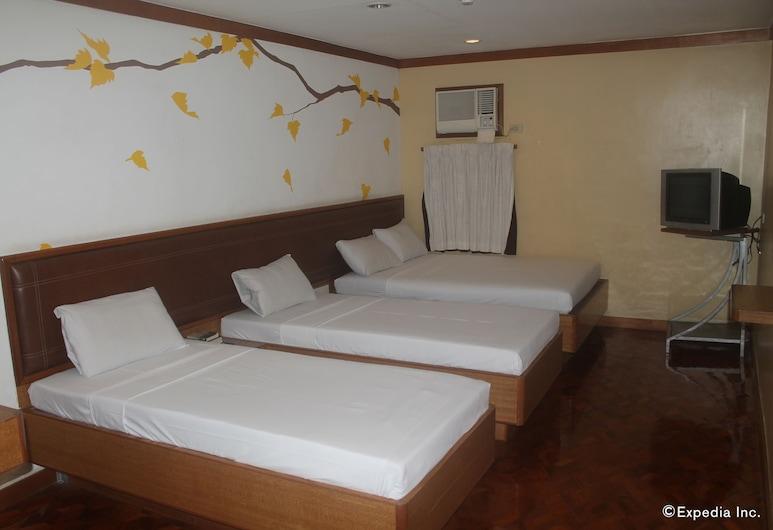 Park Bed & Breakfast Hotel, Pasay, Rodinná izba, Hosťovská izba