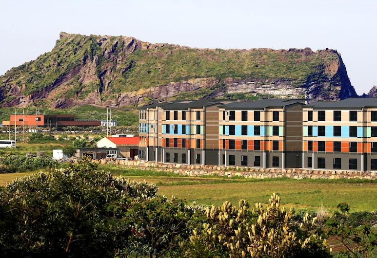 Jeju Stay in Seongsan Hotel, Seogwipo, Pohľad na hotel