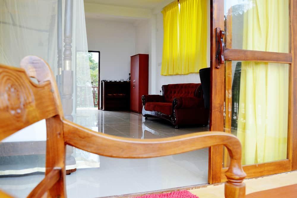 Family Room, Berbilang Katil, Non Smoking - Balkoni