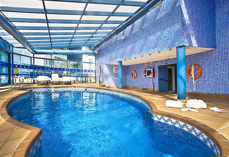 Hotel Madeira Centro, Benidorm, Alberca cubierta