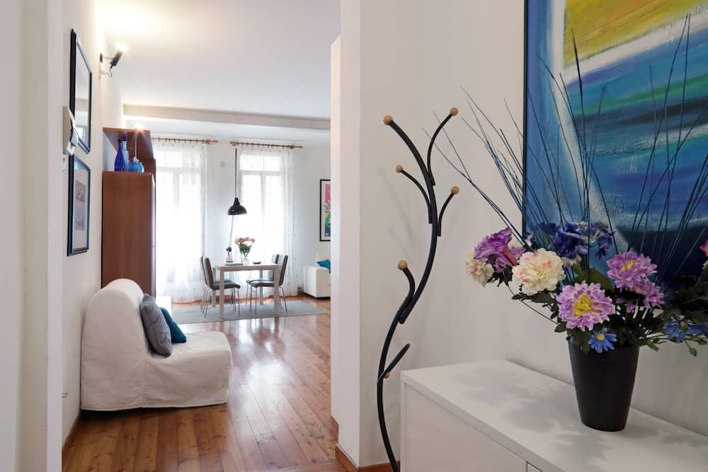 Exclusive Studio Suite - Living Area