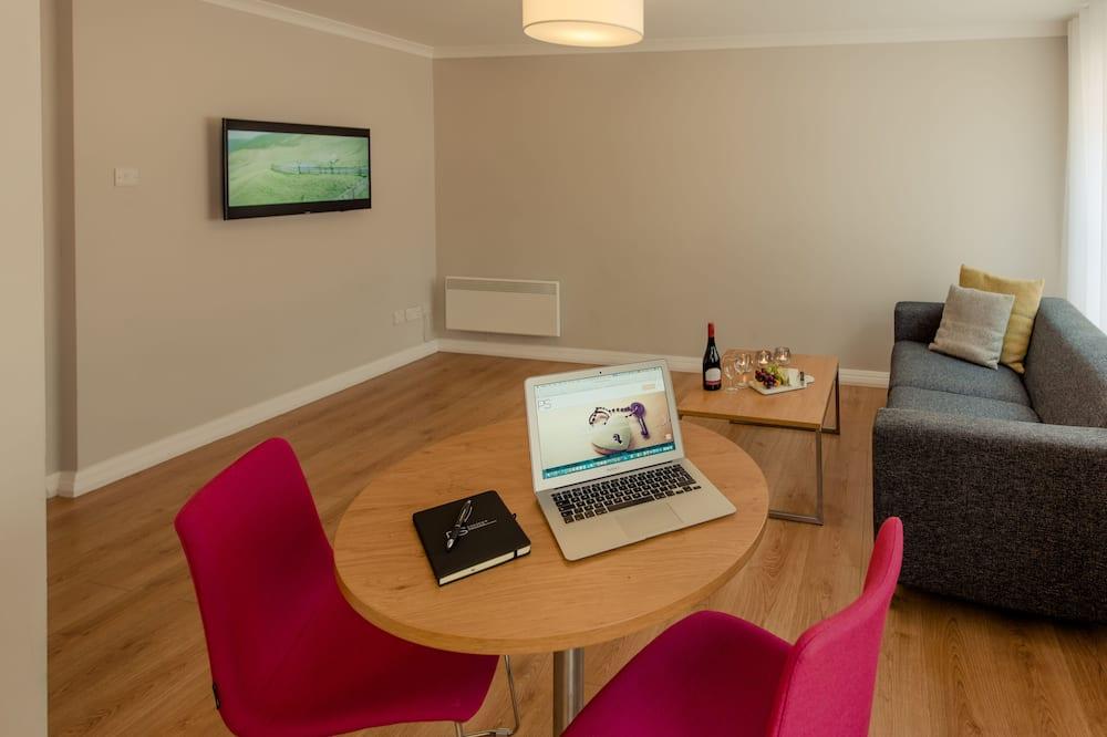 Standard apartman, 1 kétszemélyes ágy - Nappali rész