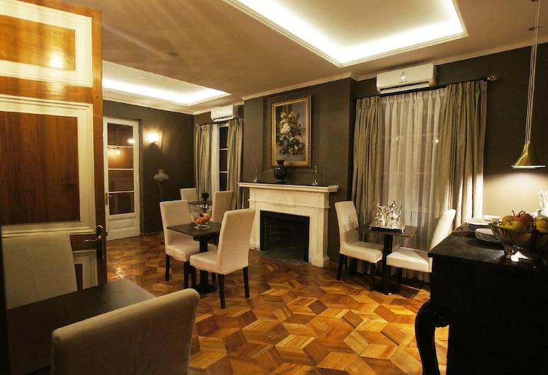 Quiral Hotel Boutique, Santiago, Stravovanie