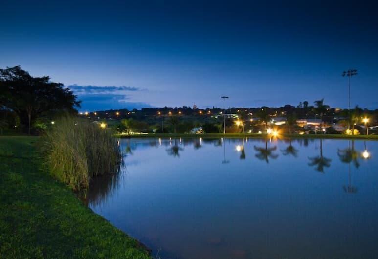 Ingwenyama Conference & Sports Resort, White River, Widok z hotelu