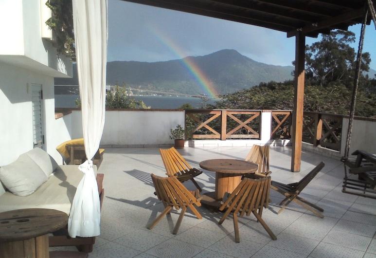 Pousada Green, Florianopolis, Terrass