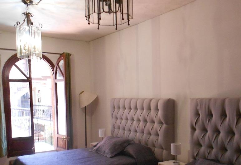 Hotel Parrokia, San Miguel De Allende, Standard Τρίκλινο Δωμάτιο, Δωμάτιο επισκεπτών